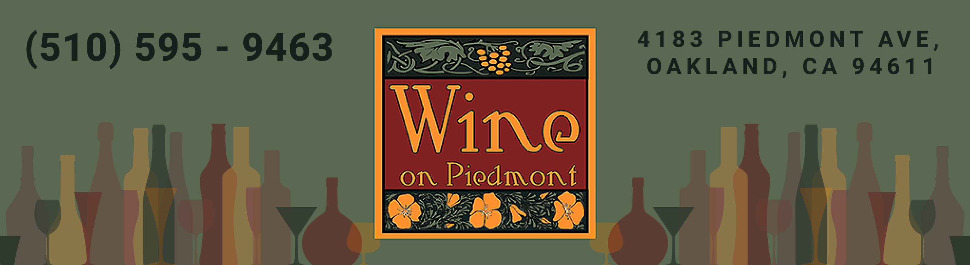 Wine on Piedmont